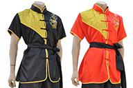 Haut Chang Quan, Satin, Dragon