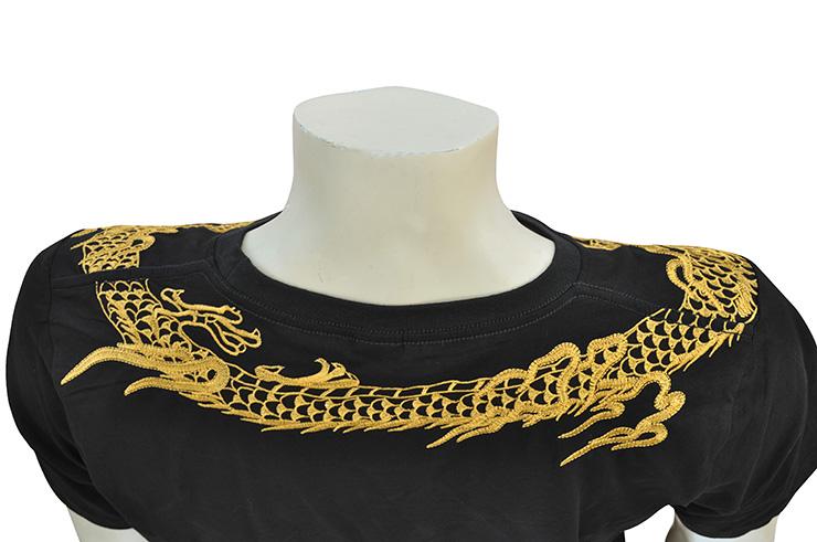 T-shirt Dragon Brodé 1