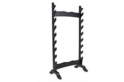 Rack support for 8 weapons