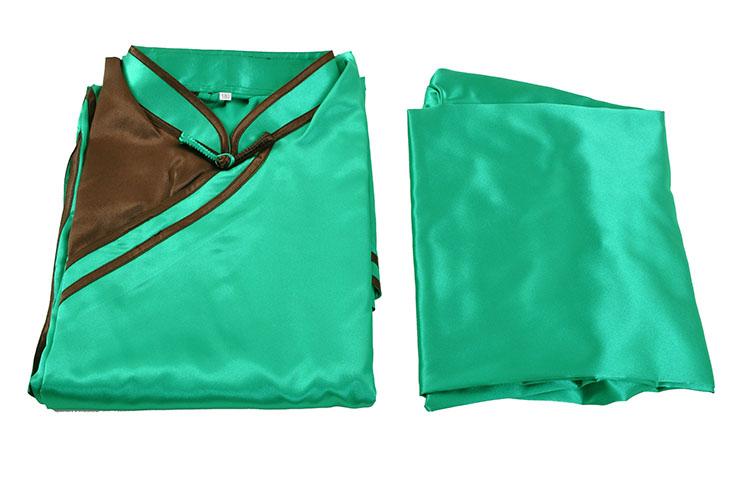 [Destock] Chang Quan Uniform, Shan Xi style, Imitation Silk