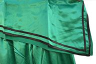 Tenue Chang Quan style Shan Xi, Imitation soie