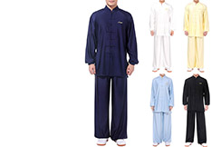 Wushu & Taiji Uniform High Range, Lining