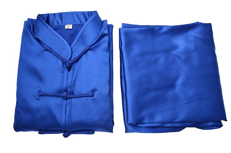 [Destock] pantalones de Kung Fu, Tai Chi, clásico, 1m35-1m45