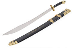 [Destock] Traditional Broadsword, Semi-flexible, Stainless Steel