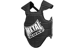 Multi-Boxing Chest Protector, Reversible, Metal Boxe MB144
