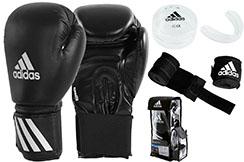 Kit de boxeo, Initiation club - ADIBPKIT01S, Adidas