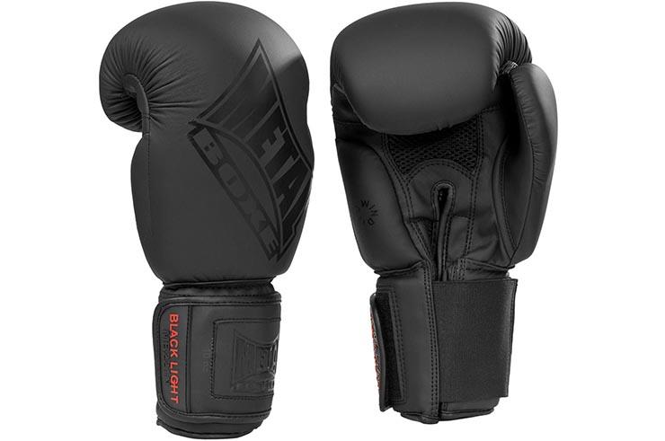 Guantes de boxeo competición - Edición estándar - MB221, Metal Boxe