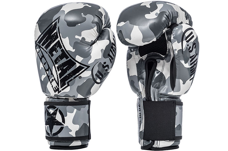 Competition Gloves, Metal Boxe MB221