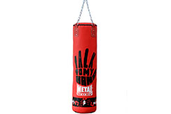 Punching Bag 120cm ''Yellow/Black MB305J'', Metal Boxe