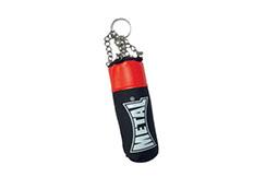 Porte-clés, Sac de boxe - MB187S, Metal Boxe