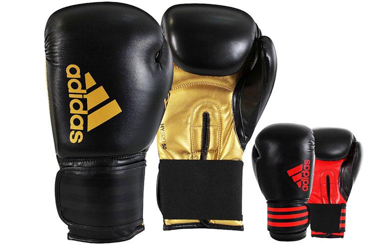 Guantes de Boxeo, Hybrid - ADIH50, Adidas