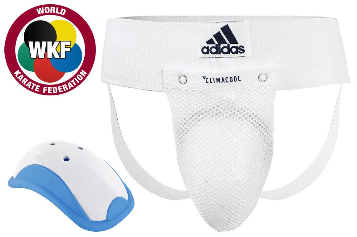Slip pour coquille coton + Coquille ''ADIBP06'', Adidas