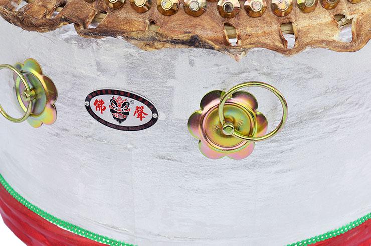 Gran Tambor para la Danza del León (Estilo del Sur)