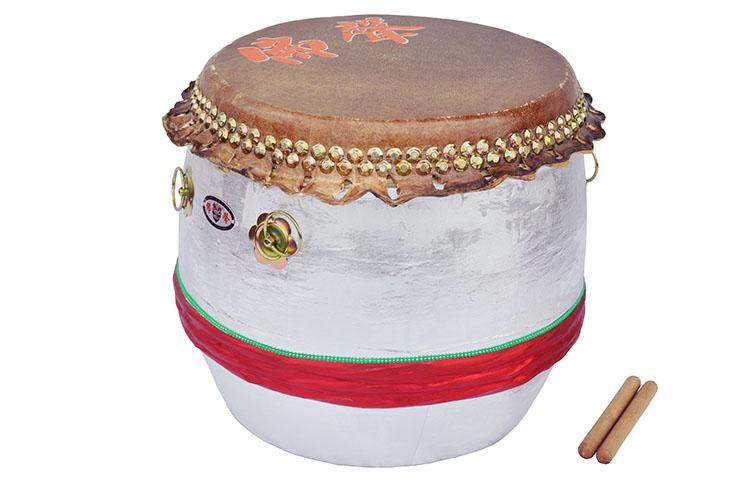 Grand Tambour Pour la Danse du lion (Style du Sud)