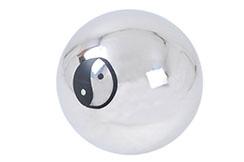 Balle de Tai Ji, Inox