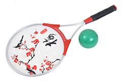 Tai Chi Racquet (Tai Ji Bai Long), Flowers