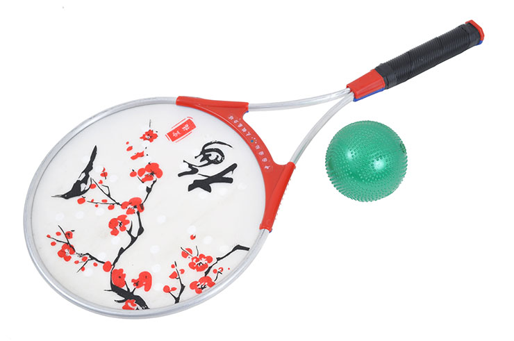 Raquette Tai Chi (Tai Ji Bai Long) Cerisier
