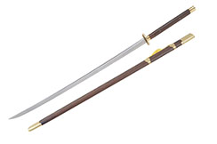 Miao Broadsword, Full Tang