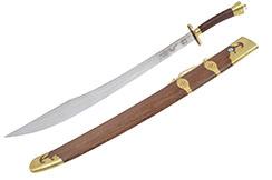 Traditionnal Flexible Broadsword, Jian Wang