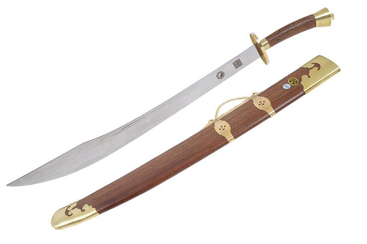 Traditionnal Broadsword, Jian Wang - Thick Rigid