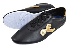 Aiwu1 Wushu Shoes, Black