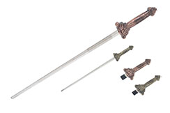 Telescopic Tai Ji Straightsword