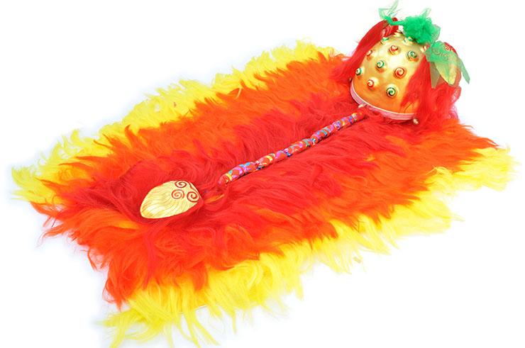 Costume Danse du Lion du Nord
