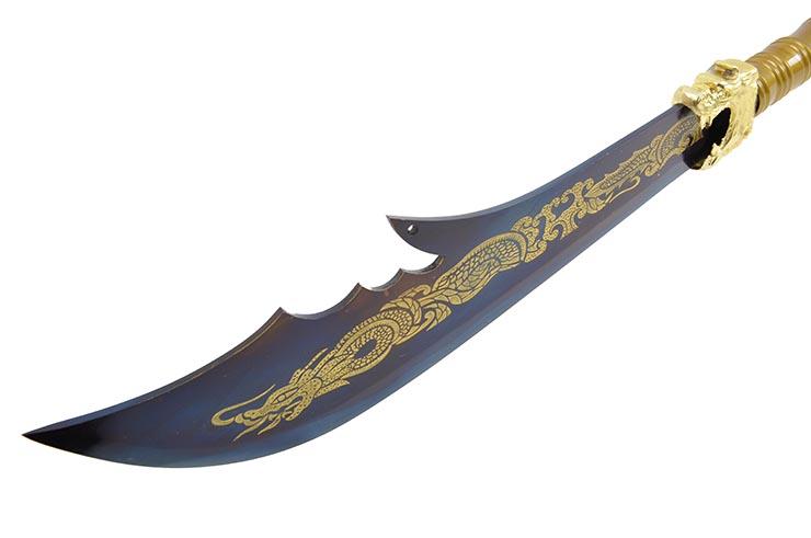 Naginata, Upper Range, Blue & Gold