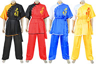 Chang Quan uniform «Shan Xi Dragon»
