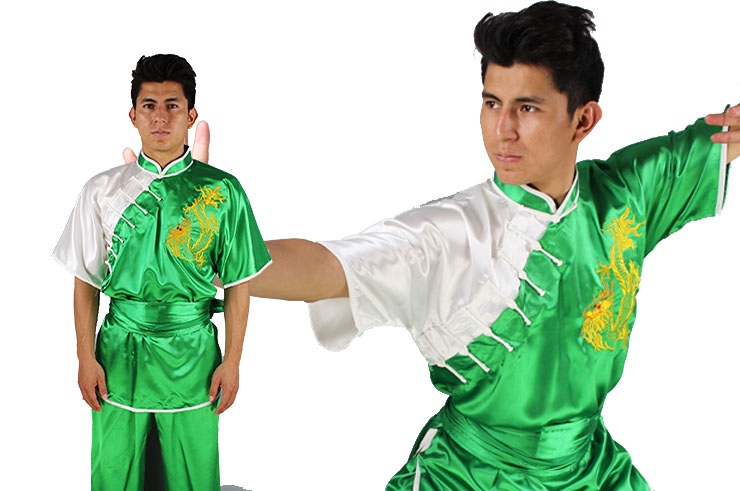 Chang Quan uniform «Shan Xi Dragon»