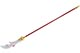 Halberd HaoYue Dragon - Gold/red, Stainless Steel