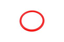Bracelet fin, Cinabre Rouge