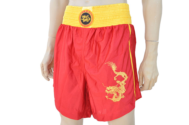 Short Sanda, «Dragon Hua Xin»