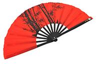 Tai Chi Fan (Tai Ji Shan) - Bamboo