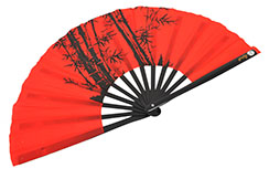 Éventail Tai Chi (Tai Ji Shan) - Bambou