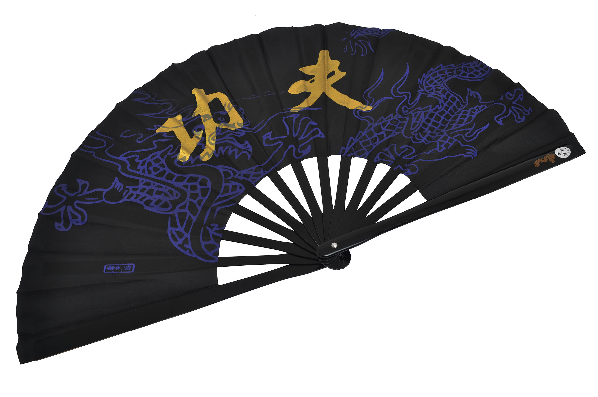 Éventail Tai Chi (Tai Ji Shan) Thunder Dragon