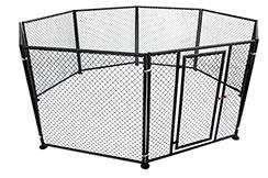 Cage MMA - Au Sol - Milieu de Gamme