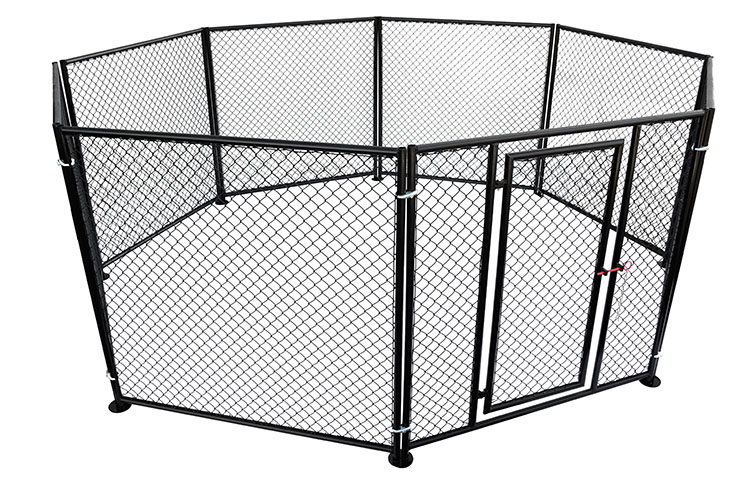 MMA Cage - On floor- Middle Range