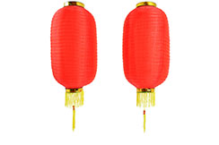 Pair of Chinese Lantern, Medium