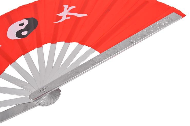Tai Chi Fan Yin Yang, Aluminum (Upper Range)