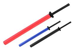 Épée Duanbing (Épée mousse), Poignée Caoutchouc