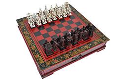 Juego de ajedrez, diseño chino