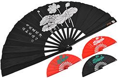 Tai Chi Fan (Tai Ji Shan) - Lotus