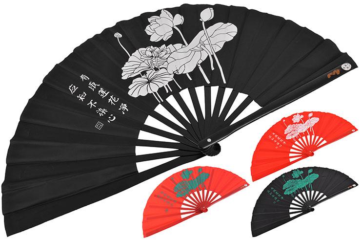 Abanico Tai Chi (Tai Ji Shan) - Lotus