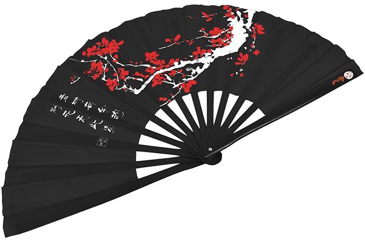 Tai Chi Fan (Tai Ji Shan) - Plum Tree