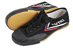 Lutai Wushu Shoes, Black