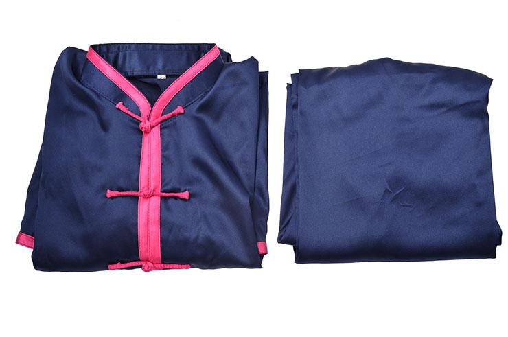 [Destock] Taiji Uniform, Imitation silk, 1.50m-1.60m