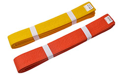Ceinture Judo Orange, 280cm