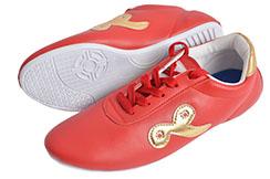 [Destock] Zapatos wushu Ai Wu 1, Rojo - 35/41