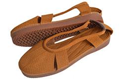 [Destock] Zapatillas Shaolin Ocre